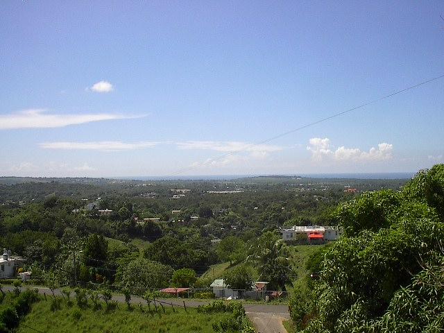 Quebrada Grande Mountain Top House Puerto Rico Real Estate